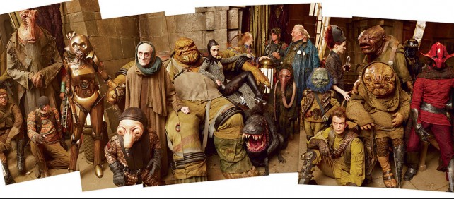 star wars the force awakens 2 - Annie Leibovitz