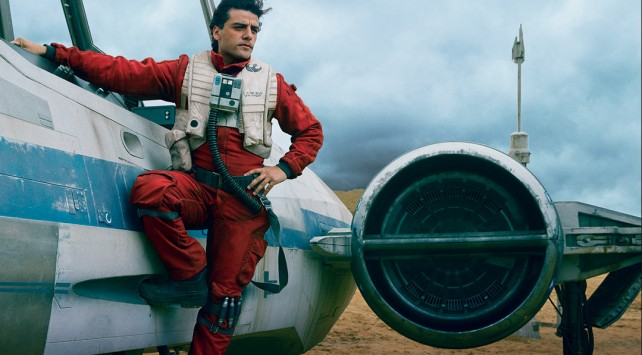 star wars the force awakens 3 - Annie Leibovitz