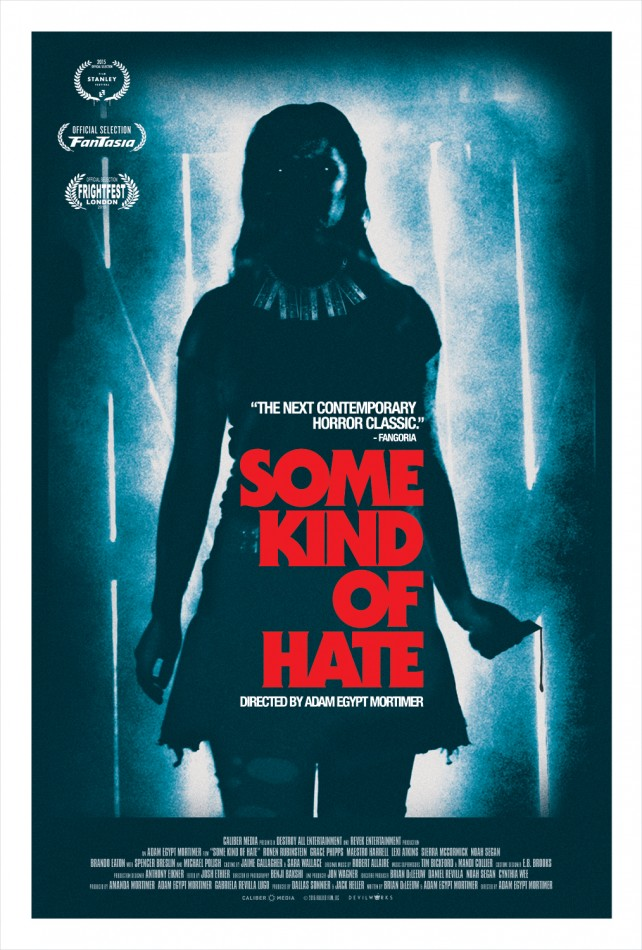 some kind of hate - international poster