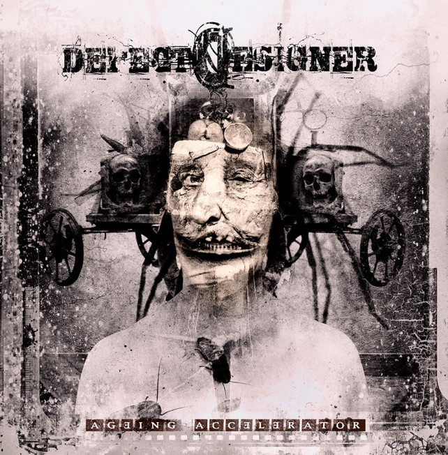 defect designer - ageing accelerator - album cover