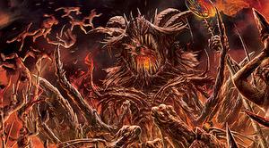 the black dahlia murder - abysmal - cover art