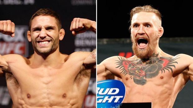 UFC 189: McGregor vs. Mendes