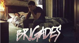 brigades - indefinite - album cover