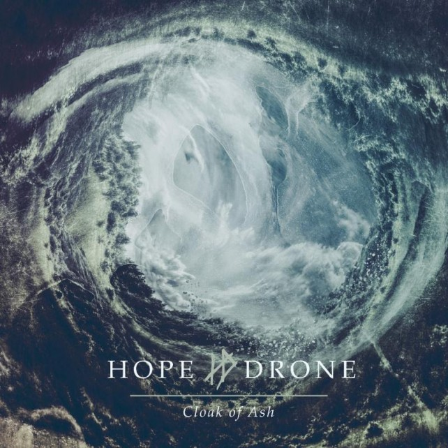hope drone - cloak of ash - album cover