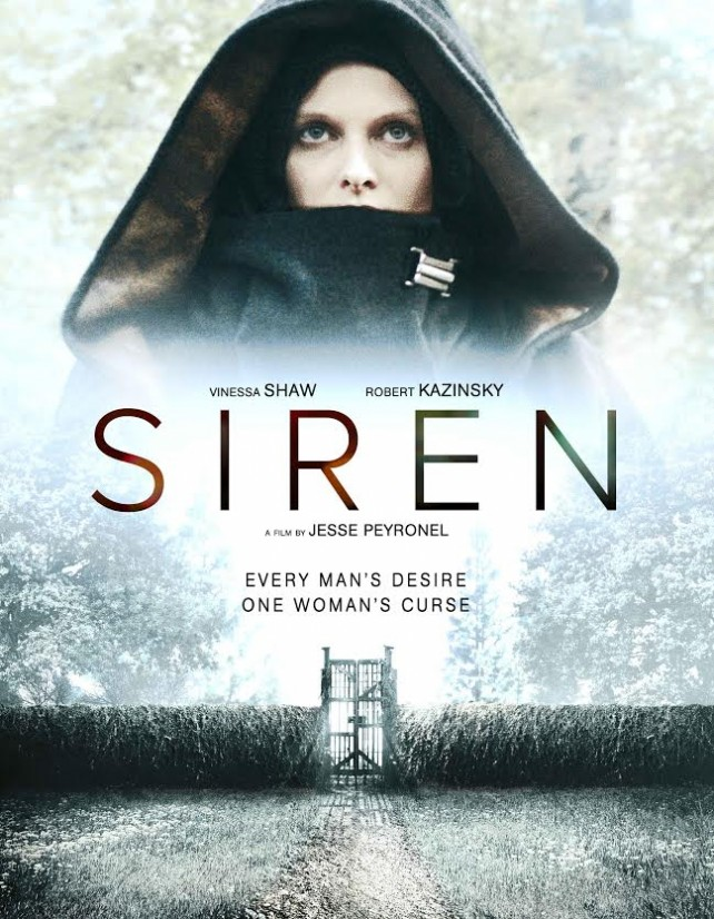 siren 2015 movie poster