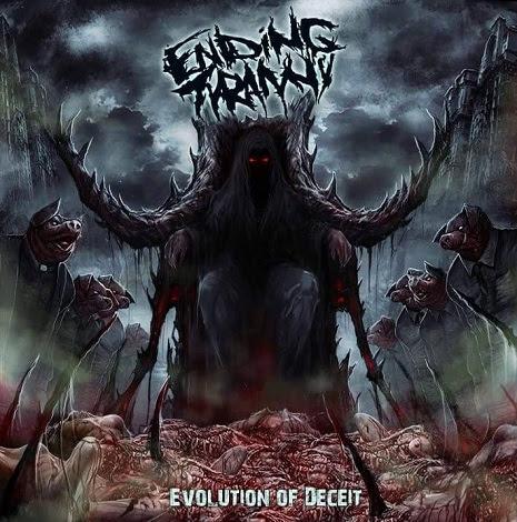 ending_tyranny_evolution_of_deceit_album_cover