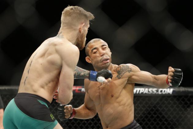 Aldo vs. McGregor