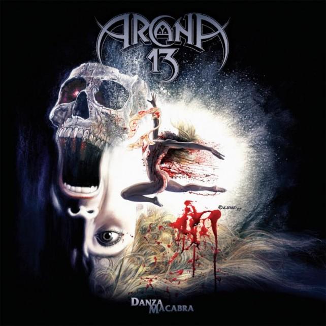 arcana_13_danza_macabra_album_cover