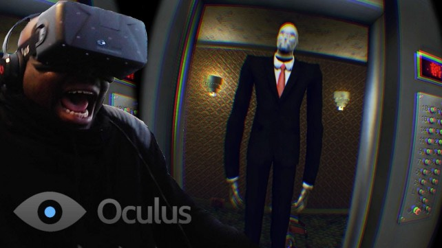 Horror Games Could Lead The Way In VR