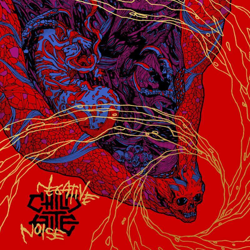 child_bite_negative_noise_album_cover
