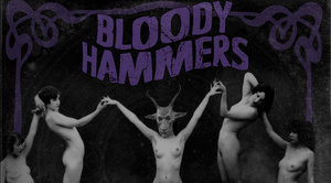 bloody_hammers_Lovely_Sort_of_Death_album_cover