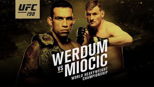 UFC 198: Werdum vs. Mioci