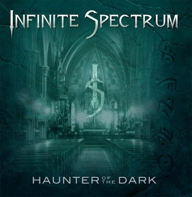 infinite spectrum haunter of the dark cover