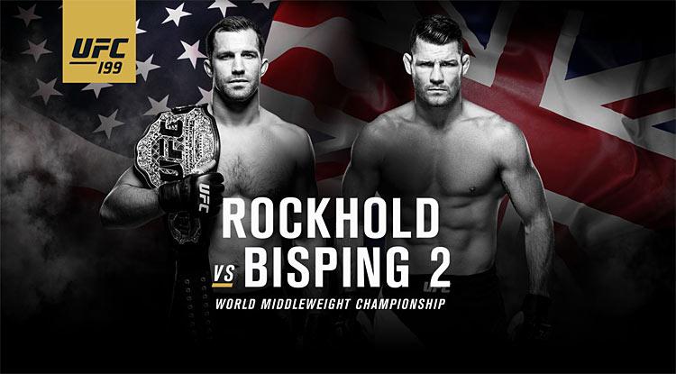 UFC 199 Weigh-Ins
