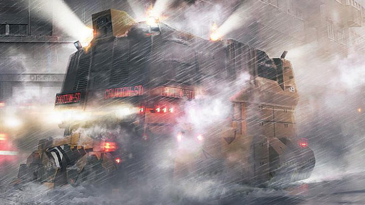 Blade Runner Sequel Concept Art