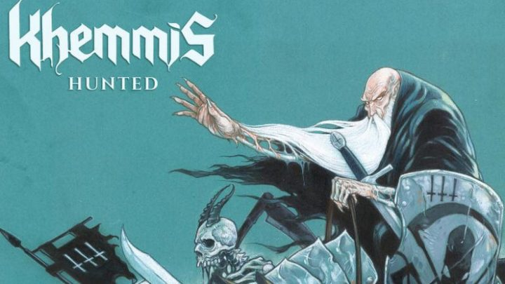 khemmis-hunted-album-cover