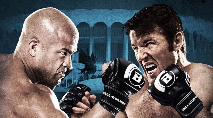 Tito Ortiz vs. Chael Sonnen