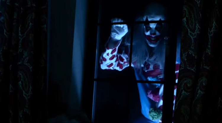 clowntergeist screen grab