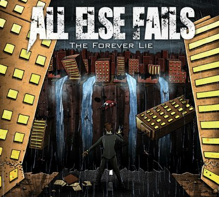 all else fails the forever lie ep cover