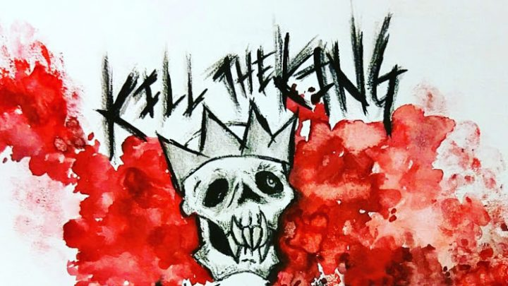 intoxicated rage kill the king album cover