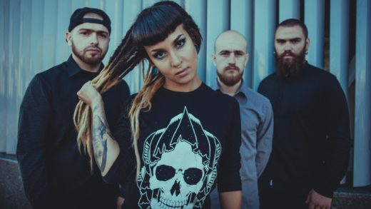 jinjer 2017 promo picture