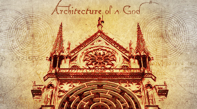 labrytinth architecture of a god album cover 750