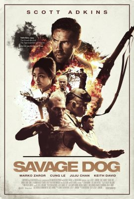 Savage-Dog - Delivery-Artwork