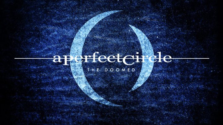 a perfect circle doomed single cover 750