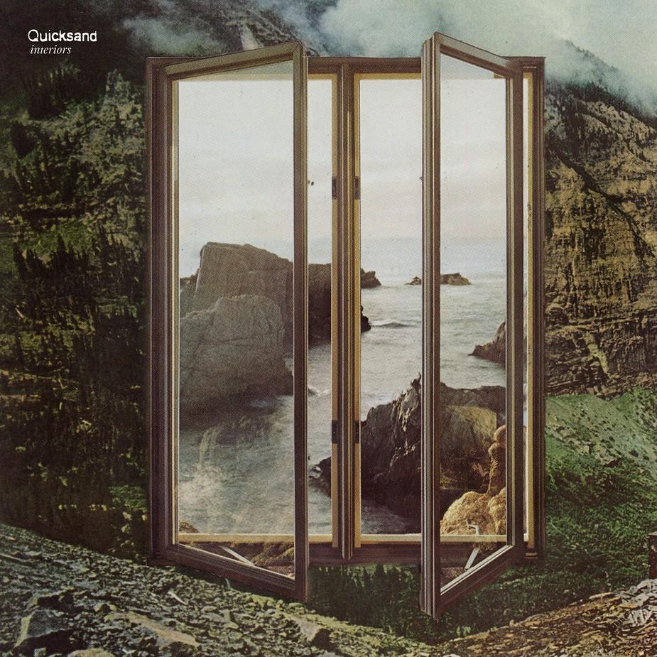 quicksand interiors album cover