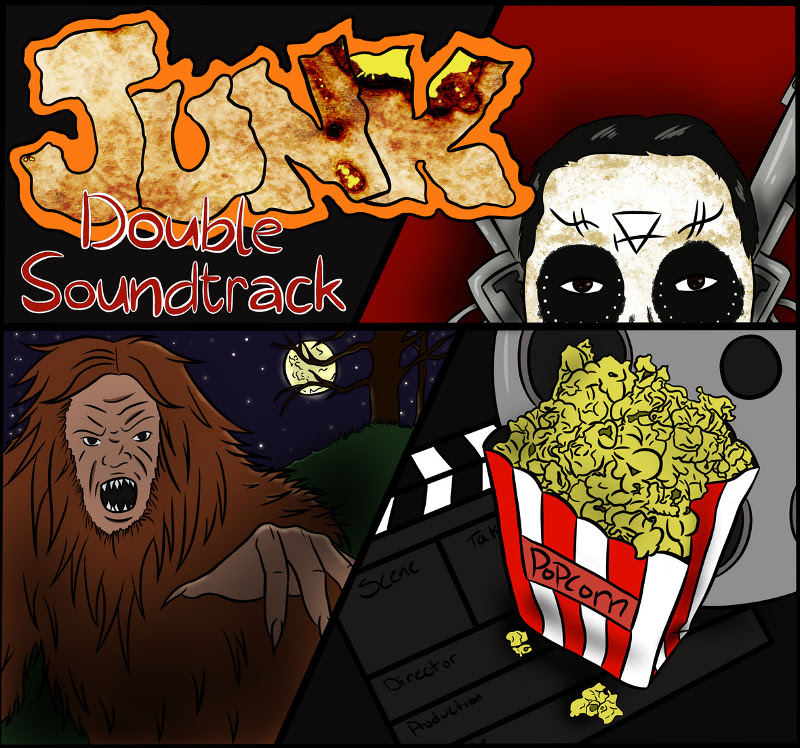 junk double soundtrack cover