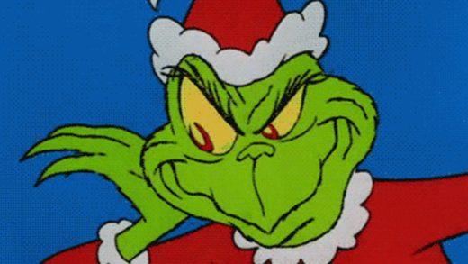 mr grinch small town titans