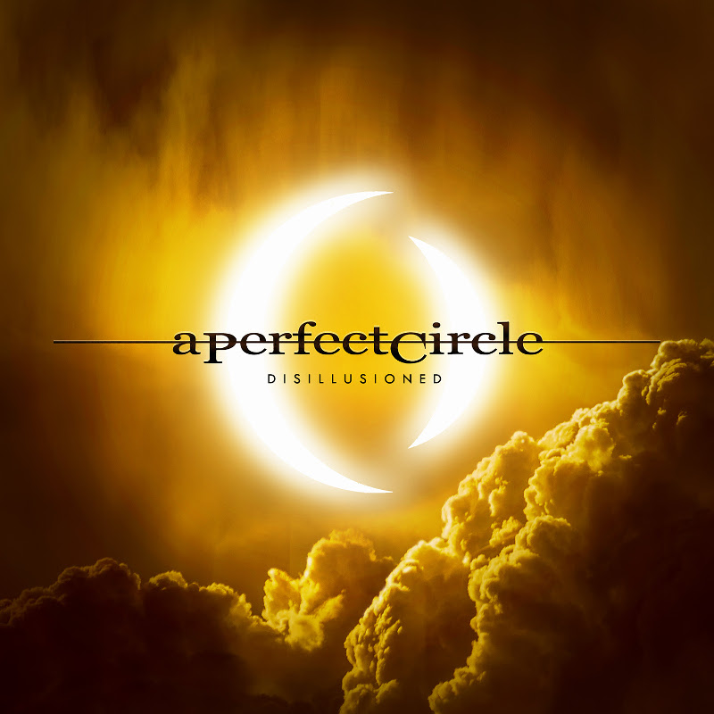 a perfect circle disillusioned single cover