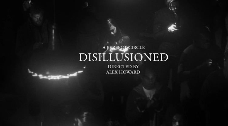 a perfect circle disillusioned video 750