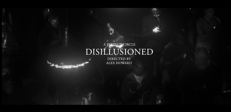 a perfect circle disillusioned video