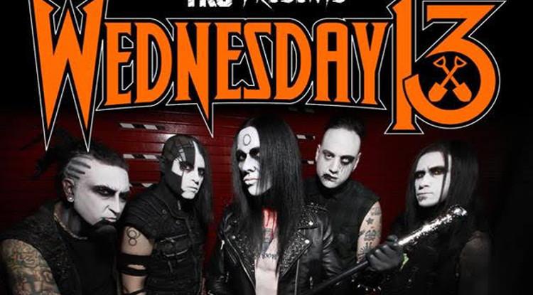 wednesday 13 2018 tour poster 750